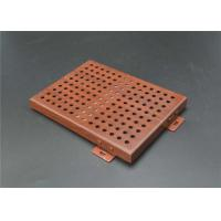 Wholesale Durable No Pollution Aluminum Composite Roof Panels Custom Sizes from china suppliers