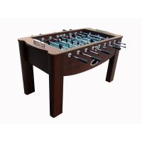 Wholesale Chromed Steel Rod Deluxe 5FT Football Table Wooden Soccer Table For Indoor from china suppliers