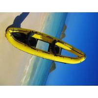 Wholesale 2 Person Inflatable Kayak With Window , 388 Cm Clear Bottom Inflatable Kayak from china suppliers