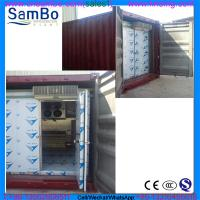 Wholesale containerized cold room,walk in freezer,for vegetable,fruit,fish,seafood,meat storage from china suppliers