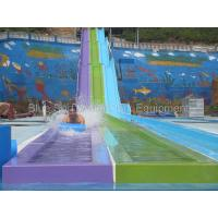 Wholesale China Guangxi  30,000 Fiberglass  Water Slide / Wave Pool  / Family Water Playground Water Park from china suppliers