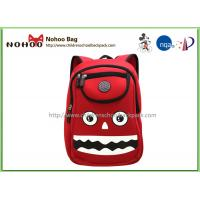 Wholesale Waterproof Kids Monster Backpack For Baby Boy Backside Breathable Mesh from china suppliers