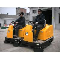 Quality manual concret street sweeper for sale