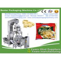 Wholesale frozen dumplings packaging machine,frozen dumplings weighting machine with doypack stand up pouch from china suppliers