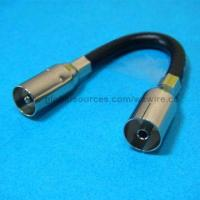 Wholesale RF Cable/Microwave Cable Assembly, with SMA, MCX, MMCX, BNC, TNC and UHF Plug from china suppliers