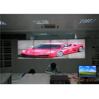 Quality High Brightness 1920X1080 LCD Video Wall 5.3mm Multiple Signal Interface LG Panel for sale