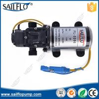 Wholesale Sailflo 12V  6LPM  diaphragm demand pressure water pump with self-priming for water heater from china suppliers