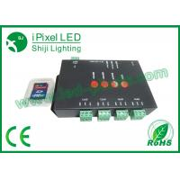 Wholesale AC110-220V LED Pixel Controller 3W 4000pixels RGB SD Controller from china suppliers