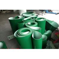 Wholesale Smooth Surface Green PVC Conveyor Belt Replacement Conveyor Belts Thickness 1mm ~ 7mm from china suppliers