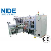 Wholesale High Effeciency Lacing Machine Four Working Stations Stator Coil Winding Lacer from china suppliers