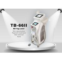 Wholesale E light RF Nd YAG Laser Salon Hospital Homeuse Hair Removal Machine from china suppliers