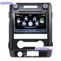 Wholesale 8'' Touch Screen Ford Car Stereo GPS Headunit Multimedia DVD Player For Ford F150 2009 - 2012 from china suppliers