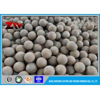 Wholesale HRC 60-68 grinding steel balls for mine , forging and casting technology from china suppliers