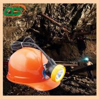 Buy cheap ATEX approved explosion proof led coal miner headlamp waterproof ip65 from wholesalers