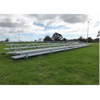Buy cheap Safe Fixed Temporary Grandstand , Portable Outdoor Bleachers For Soccer / Football Field from wholesalers