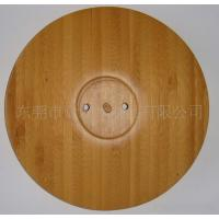 Wholesale Varnished Wooden Lamp Holder , 160 mm Eco - Friendly Hard Wood Holder from china suppliers