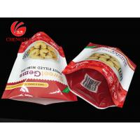 Quality PET / PE Laminated Stand Up Pouches for Fruit Filled Mini - Pie for sale