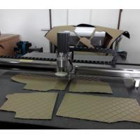 Wholesale Personalized Car Mats Production CNC Making Cutting Table from china suppliers