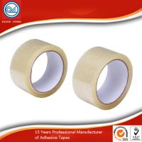 Wholesale Pure Crystal Clear Tape 45mic Water Proof Fragile Industrial from china suppliers