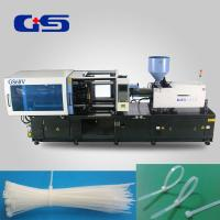 Wholesale 16.9kw Nylon Cable Tie Making Machine , Thermoset Injection Molding Machine from china suppliers
