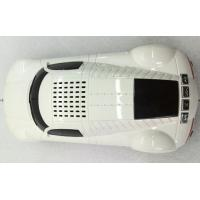 Wholesale Mini Car Shape Portable Speaker With Sd Card For Fm Radio Function from china suppliers