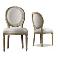 Wholesale Antique Commercial Restaurant Furniture Indoor Fabric Dining Room Chairs from china suppliers