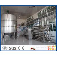 Wholesale Aseptic Procedure Milk Pasteurization Equipment For Milk Processing Plant from china suppliers
