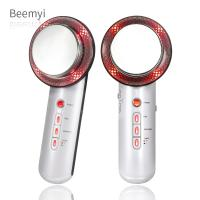 Wholesale 3 In 1 Multifunction Beauty Machine Body Slimming Massager 1 Mhz Vacuum Dermabrasion from china suppliers