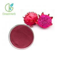 Wholesale Anti Oxidation Dragon Fruit Extract Powder / Pitaya Extract Purple Red Fine Powder from china suppliers