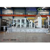 Wholesale Stiff Waddings And Glue-free / Thermal Bonded Waddings Carding Machine Width 2500MM from china suppliers