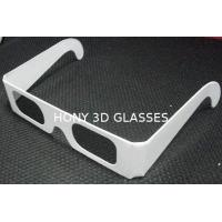 Wholesale Disposable Circular Polarized Plastic 3D Glasses For Reald / Masterimage System from china suppliers