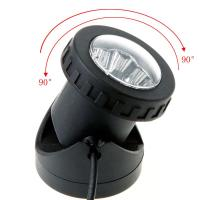Wholesale Outdoor Solar Powered LED Spotlight Garden Pool Waterproof Spot Light Lamp from china suppliers