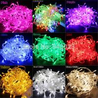 Wholesale Hot Sale 100 LED 10m String Light Christmas/Wedding/Party Decoration Lights from china suppliers