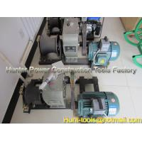 Wholesale High quality Cable Pony HydraulicOverhead Line Winch from china suppliers