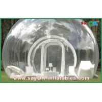 Wholesale Portable Outdoor Inflatable Bubble Tent Custom Giant Transparent Lawn Tent from china suppliers