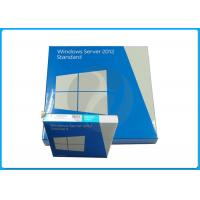 Wholesale original Authentic Windows Server 2012 Retail Box win server 2012 r2 essentials from china suppliers