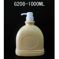 Wholesale 1000ml plastic shampoo bottle, 1L PE shampoo bottle, 1000ml Children Shower gel bottles from china suppliers