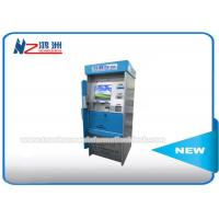Wholesale Outdoor Touch Screen Plastic Card Dispenser Kiosk Cash / Coin Payment Waterproof from china suppliers