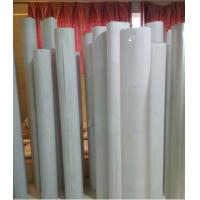 Wholesale High Elasticity Cotton Silk Nickel Rotary Screen , Textile Screen Printing 80M from china suppliers