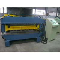 Wholesale Automatic Double Layer Roll Forming Machine With CR12 mould steel from china suppliers