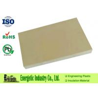 Wholesale Custom Glass Fiber PEEK Sheet with RoHS Certificate , 1000 x 2000mm from china suppliers