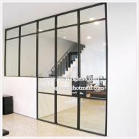 Quality Clear 6mm 8mm 10mm 12mm Tempered Glass Partition Wall for sale