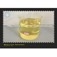 Wholesale Bodybuilding Pre Made Injectable Deca 250mg / ml Nandrolone Decanoate Over 99% Injections from china suppliers