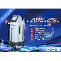 Wholesale FDA Approval Beauty Salon Equipment SHR Elight Hair Removal Machine With Two Handles from china suppliers