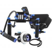 Wholesale Shoulder Mount Rig for DSLR Camcorder Camera from china suppliers