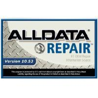 Wholesale Alldata 10.53 2013 Q3 Automotive Repair Data + Mitchell Ondemand 5.8.2 from china suppliers