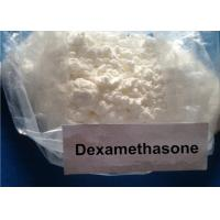 Wholesale 99% Purity Effective Raw Steroid Powder Dexamethasone CAS 50-02-2 from china suppliers
