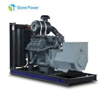 Wholesale 8 Cylinders Low Noise Diesel Generator / AC Three Phase Deutz Generator Set from china suppliers