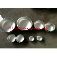 Wholesale Stainless steel Cap ASTM A403 WP304/304L, WP316/316L, WP321, WP347, WPS 31254. UNS S31803, from china suppliers