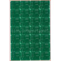Quality FR4 Halogen Free PCB 0.2mm Min.drilled hole Chemical tin Routing printed circuit board for sale